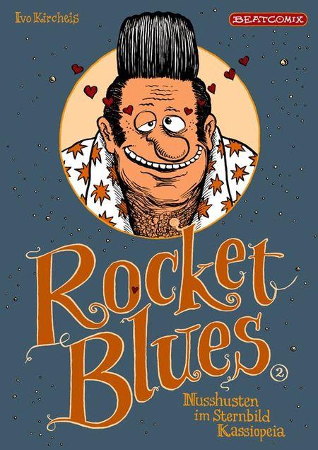 Rocket Blues 2 - Das Cover