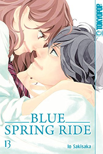 Blue Spring Ride 13 - Das Cover