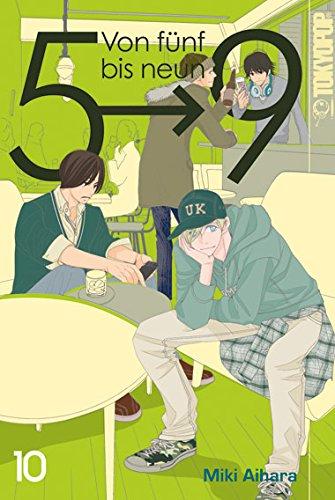 Von fünf bis neun 5->9 10 - Das Cover
