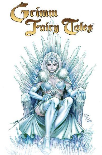 Grimm Fairy Tales 4 - Das Cover