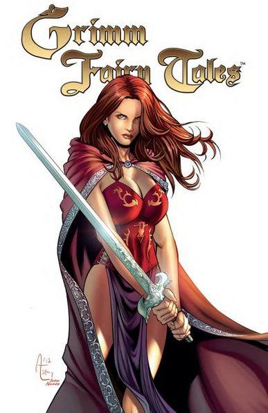 Grimm Fairy Tales 5 - Das Cover