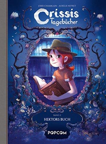 Crissis Tagebücher 2: Hektors Buch - Das Cover