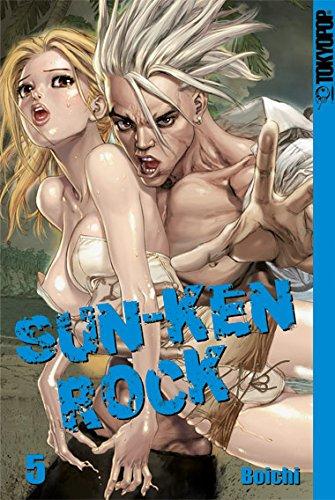 Sun-Ken Rock 5 - Das Cover