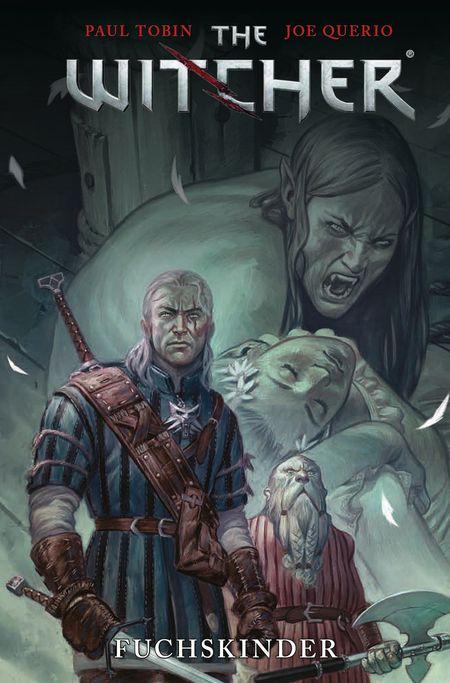 The Witcher 2: Fuchskinder - Das Cover