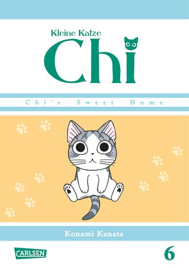 Kleine Katze Chi 6 - Das Cover