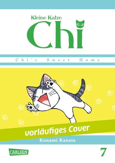 Kleine Katze Chi 7 - Das Cover