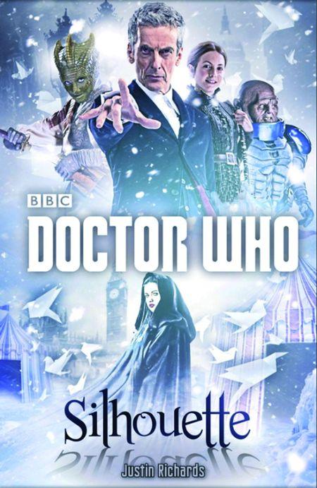Doctor Who: Silhouette - Das Cover