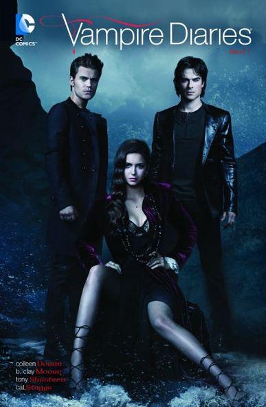 Vampire Diaries 1 - Das Cover