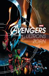 Avengers: Ultrons Zorn - Das Cover