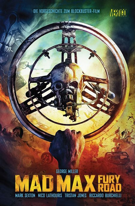 Mad Max: Fury Road - Das Cover
