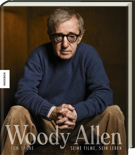 Woody Allen- Seine Filme, sein Leben - Das Cover