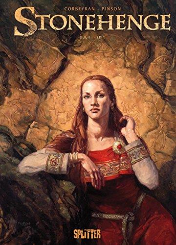 Stonehenge 1: Erin - Das Cover