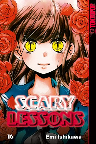 Scary Lessons 16 - Das Cover