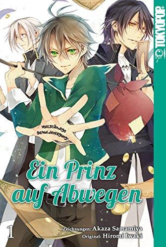 Ein Prinz auf Abwegen 1 - Das Cover