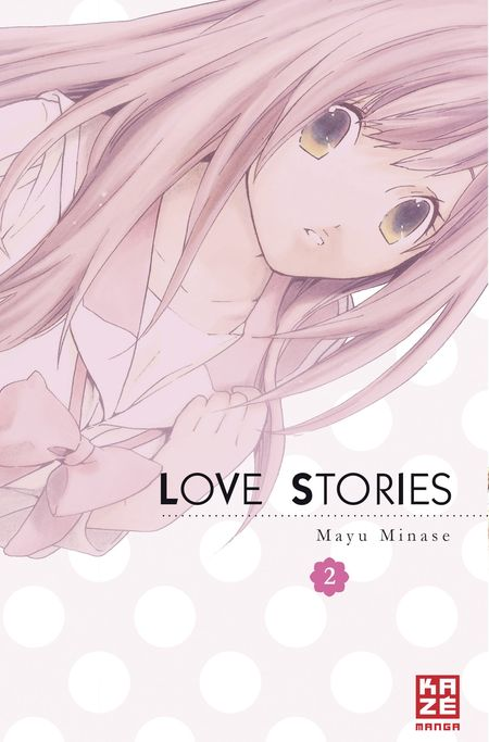 Love Stories 2 - Das Cover