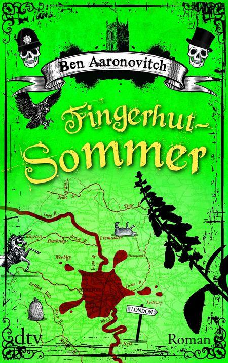 Fingerhut-Sommer - Das Cover