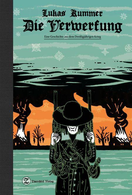 Die Verwerfung - Das Cover