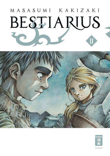 Bestiarius 02 - Das Cover