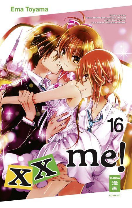 Xx me! 16 - Das Cover