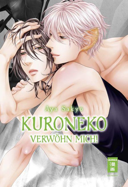 Kuroneko - Verwöhn mich! - Das Cover