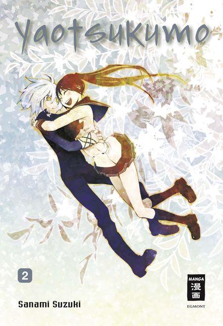 Yaotsokumo 2 - Das Cover