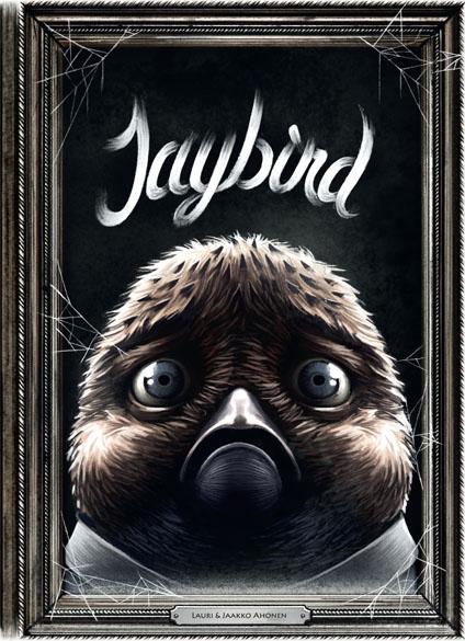 Jaybird - Das Cover