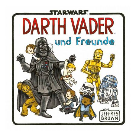 Star Wars: Darth Vader und Freunde - Das Cover