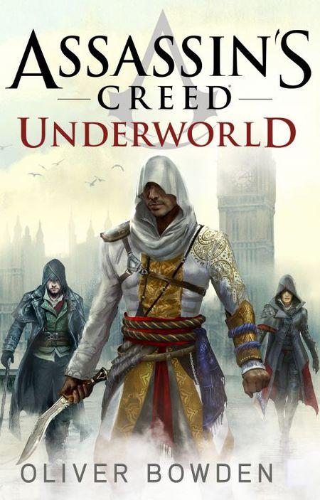 Assassin's Creed: Underworld - Das Cover