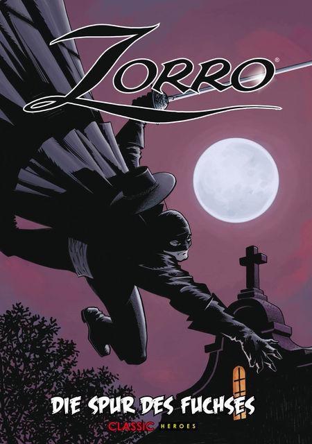 Zorro - Die Spur des Fuchses 2 - Das Cover