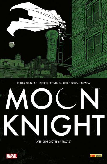 Moon Knight 3: Wer den Göttern trotzt - Das Cover