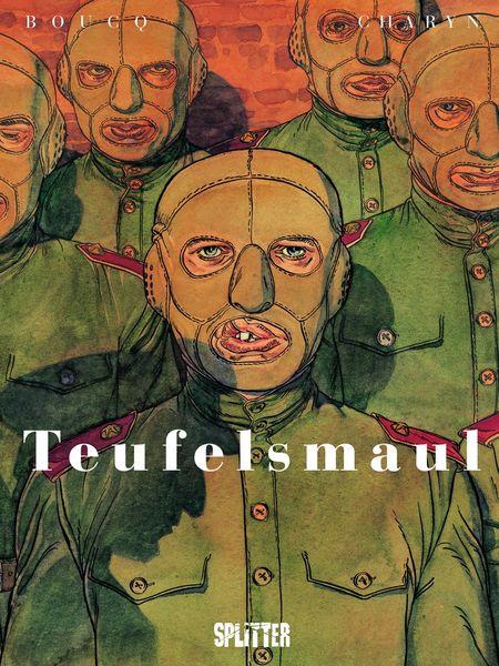 Teufelsmaul - Das Cover