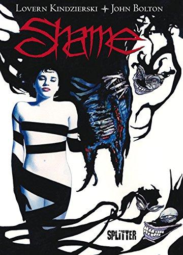 Shame - Tochter des Bösen - Das Cover