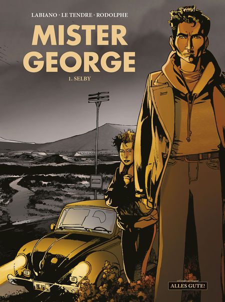 Mister George 1 - Das Cover