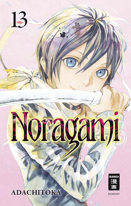 Noragami 13 - Das Cover