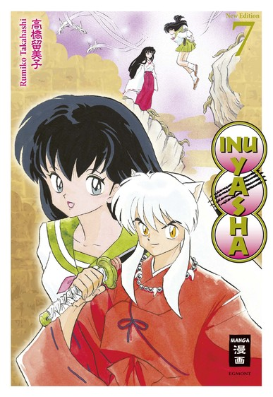 Inu Yasha New Edition 7 - Das Cover
