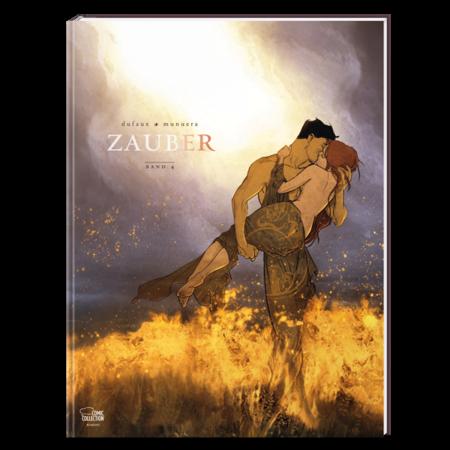 Zauber 4 - Das Cover