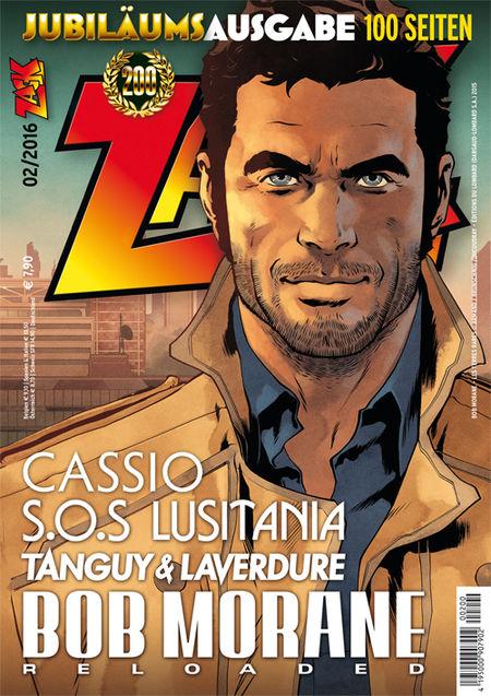 Zack 200 - Das Cover