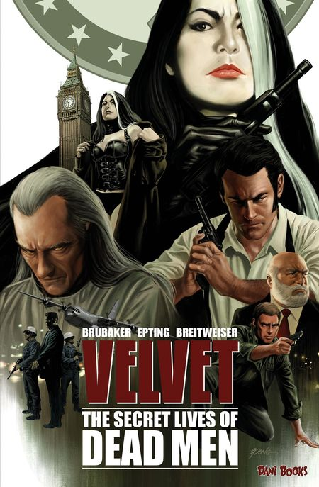 Velvet 2 - Das Cover