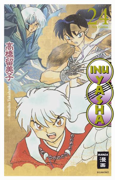 Inu Yasha New Edition 24 - Das Cover