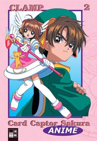 Card Captor Sakura Animated 2 - Das Cover