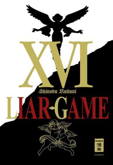 Liar Game 16 - Das Cover