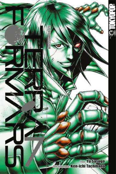 Terra Formars 7 - Das Cover