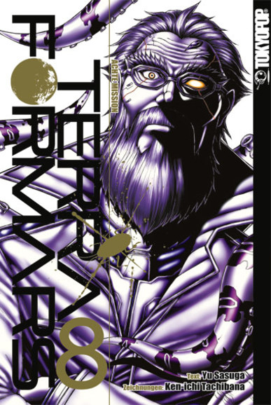 Terra Formars 8 - Das Cover