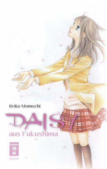 Daisy aus Fukushima - Das Cover
