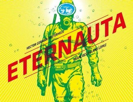 Eternauta - Das Cover