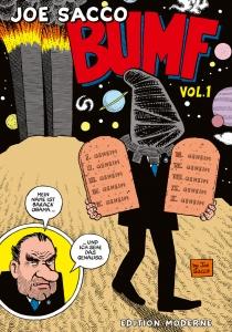 BUMF 1 - Das Cover