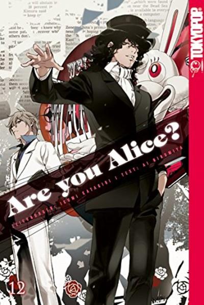 Are you Alice? 12 - Das Cover