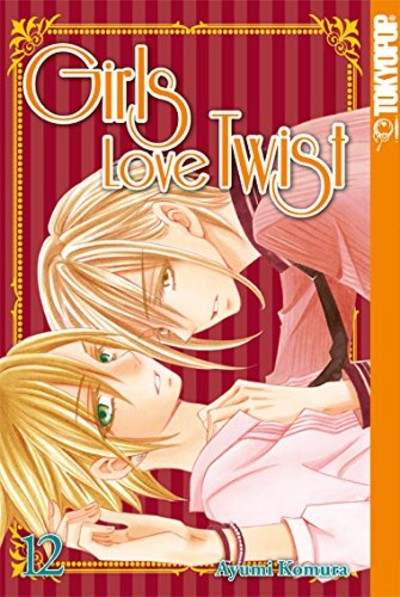 Girls Love Twist 12 - Das Cover