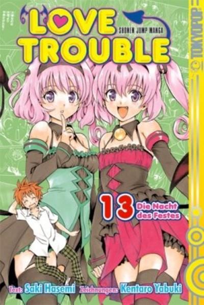 Love Trouble 13 - Das Cover