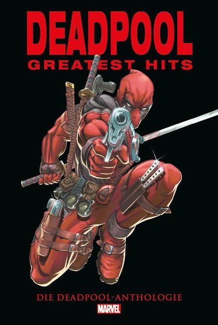 Deadpool Greatest Hits - Das Cover
